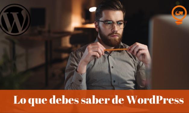 Webinar – WordPress al Desnudo