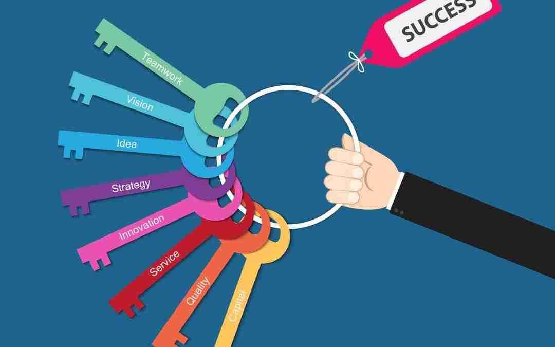 1.-¿Por qué es importante identificar los Factores Claves de Éxito?