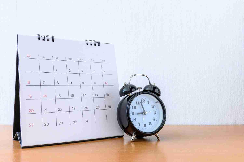 planificación + Escala de tiempo