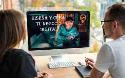 1.-Curso para crear un Negocio Digital